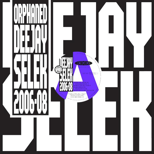 """AFX DJ SELEK 12"""" noUV mockup1"""