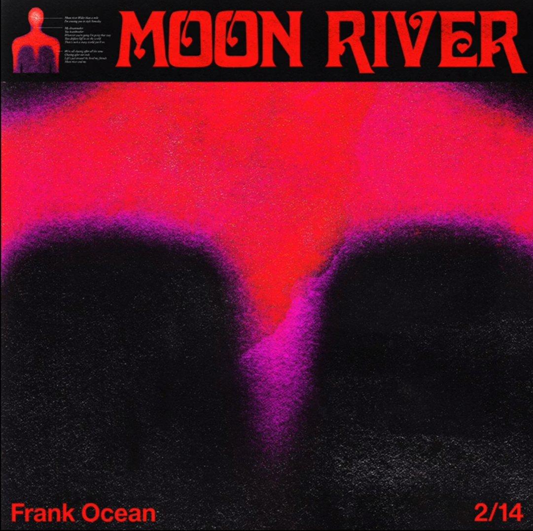 「frank ocean moon river」の画像検索結果